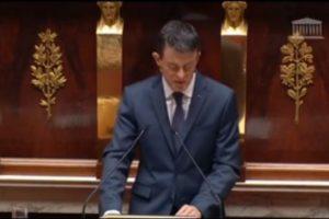 Esto dijo el primer ministro Manuel Valls, al presentar el proyecto de ley sobre el estado de emergencia que la Asamblea Nacional aprobará el jueves y el Senado el viernes. Foto:Reproducción. Imagen Por: