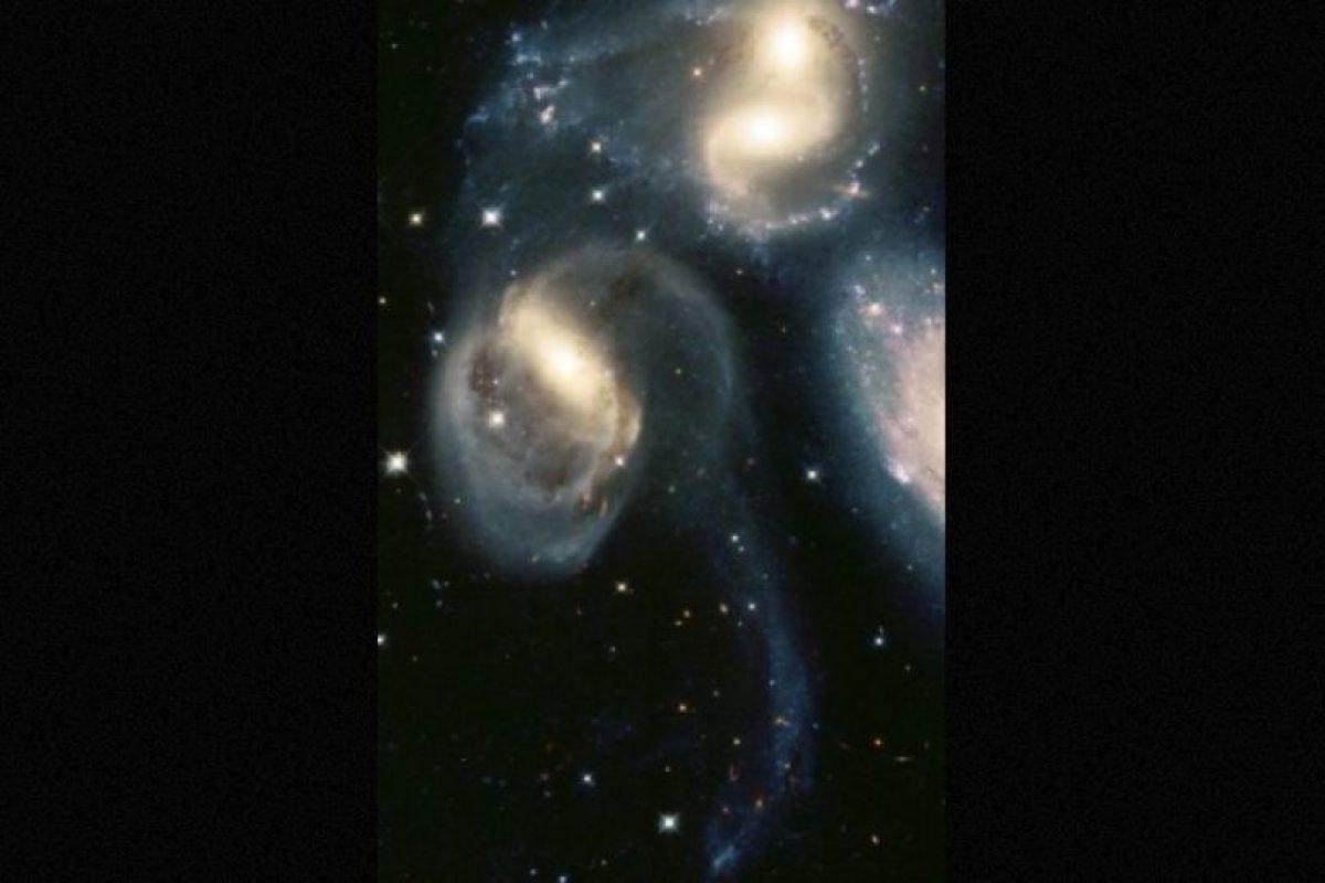 Fue dirigido al cúmulo de estrellas llamado M13, a una distancia de 25 mil años luz. Foto:Getty Images. Imagen Por: