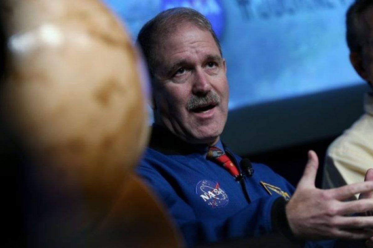 """1. """"The Hab"""" Foto:NASA. Imagen Por:"""
