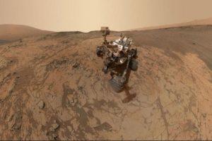 En la película, los astronautas requieren de un hábitat necesario para la exploración Foto:NASA. Imagen Por:
