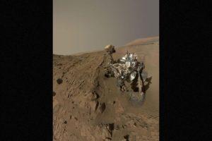 """Ya que el envío más """"exprés"""" de la Tierra a Marte tarda nueve meses, los astronautas deberán de cultivas sus alimentos en el árido suelo marciano Foto:NASA. Imagen Por:"""