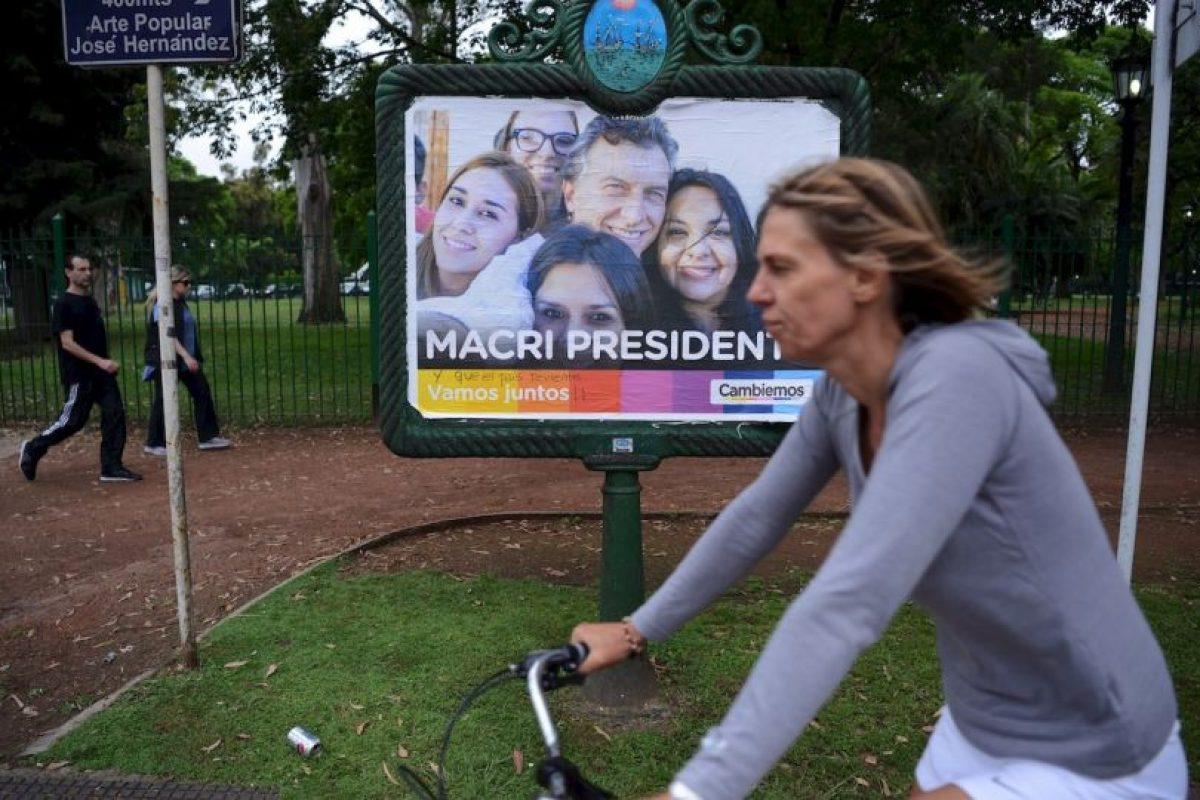 La segunda vuelta electoral se llevará a cabo este domingo Foto: AFP. Imagen Por: