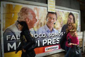 Ya que en Argentina, los partidos no están obligados a declarar cuánto dinero gastan, hasta transcurridos dos meses de la elección Foto:AFP. Imagen Por: