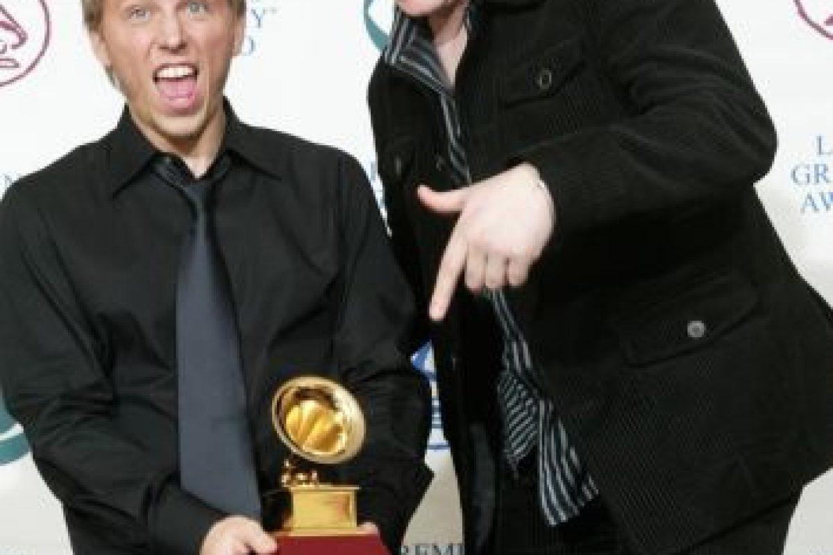 En aquel año, ganaron su primer Grammy como mejor dueto. Foto:Getty Images. Imagen Por: