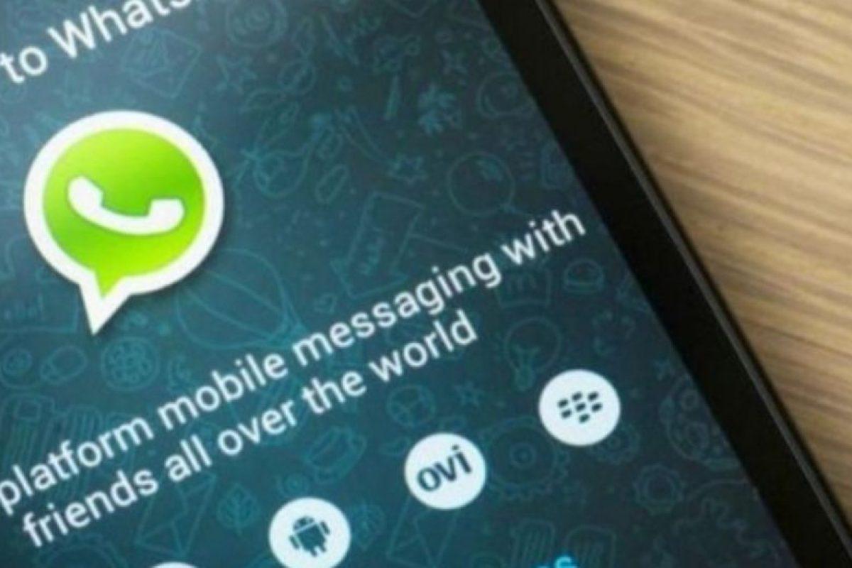 9- Es la app número uno en cuanto a mensajería instantánea se refiere. Foto:vía Pinterest.com. Imagen Por: