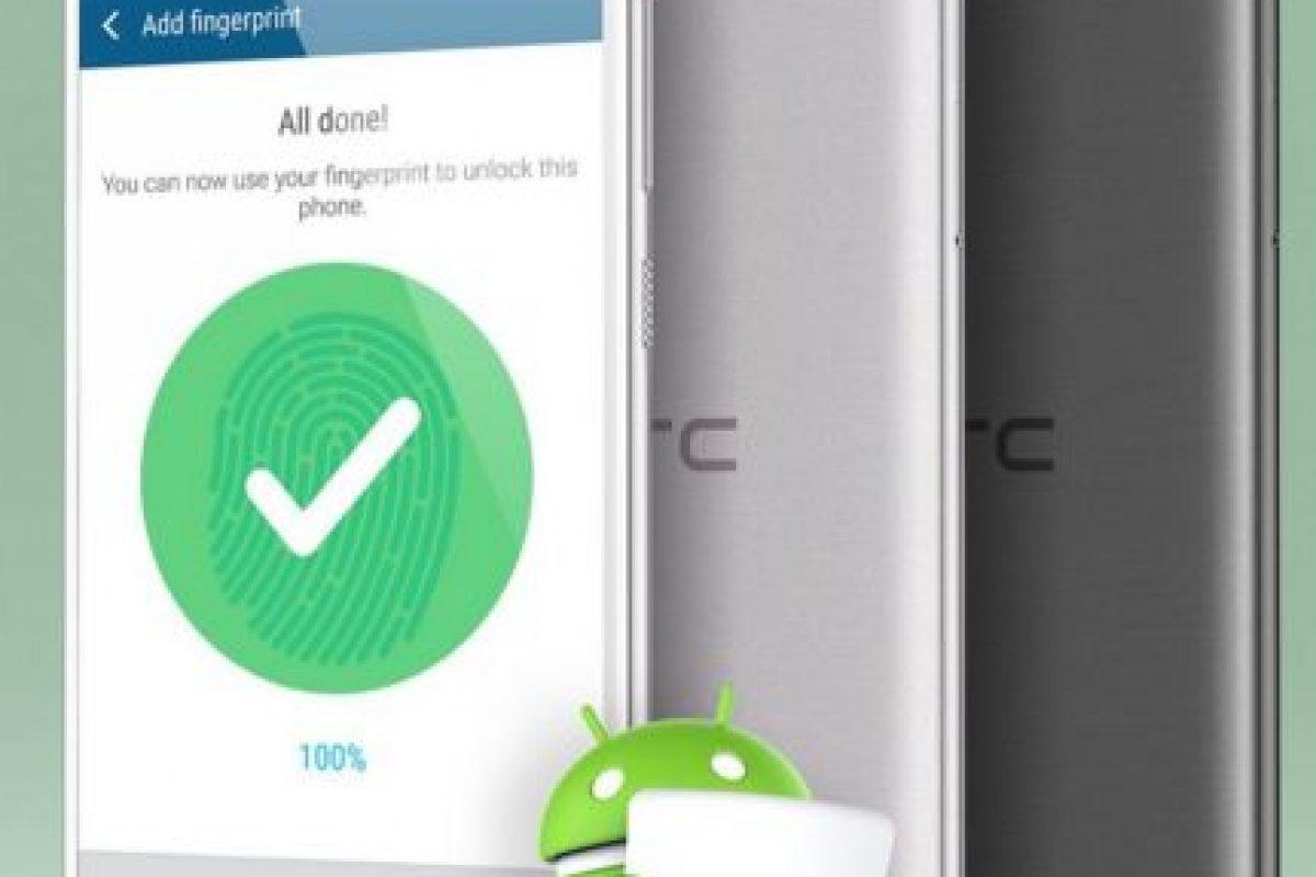 Sistema operativo Android 6.0 Marshmallow con HTC Sense. Foto:HTC. Imagen Por:
