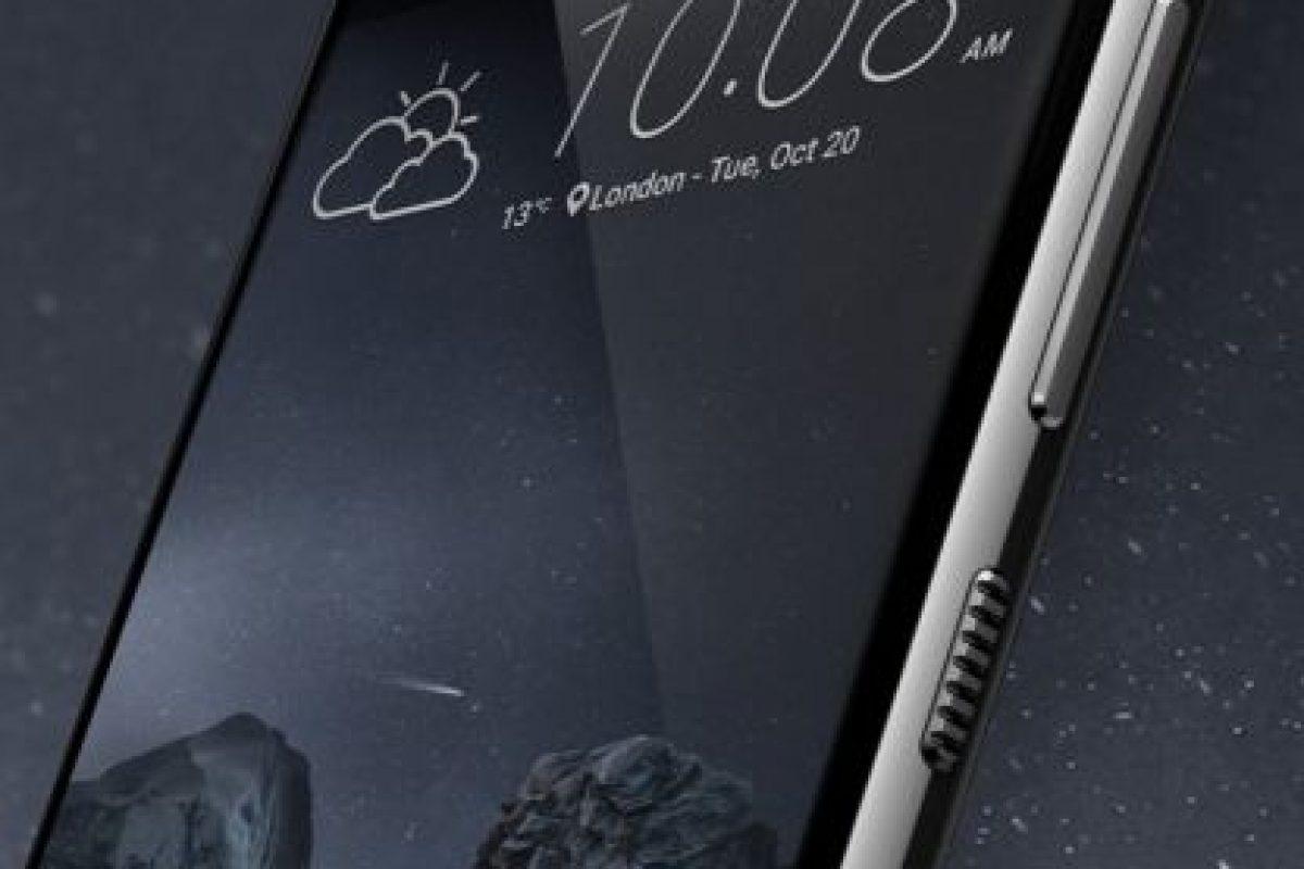 Pantalla de 5 pulgadas Full HD 1080p con Corning Gorilla Glass 4. Foto:HTC. Imagen Por: