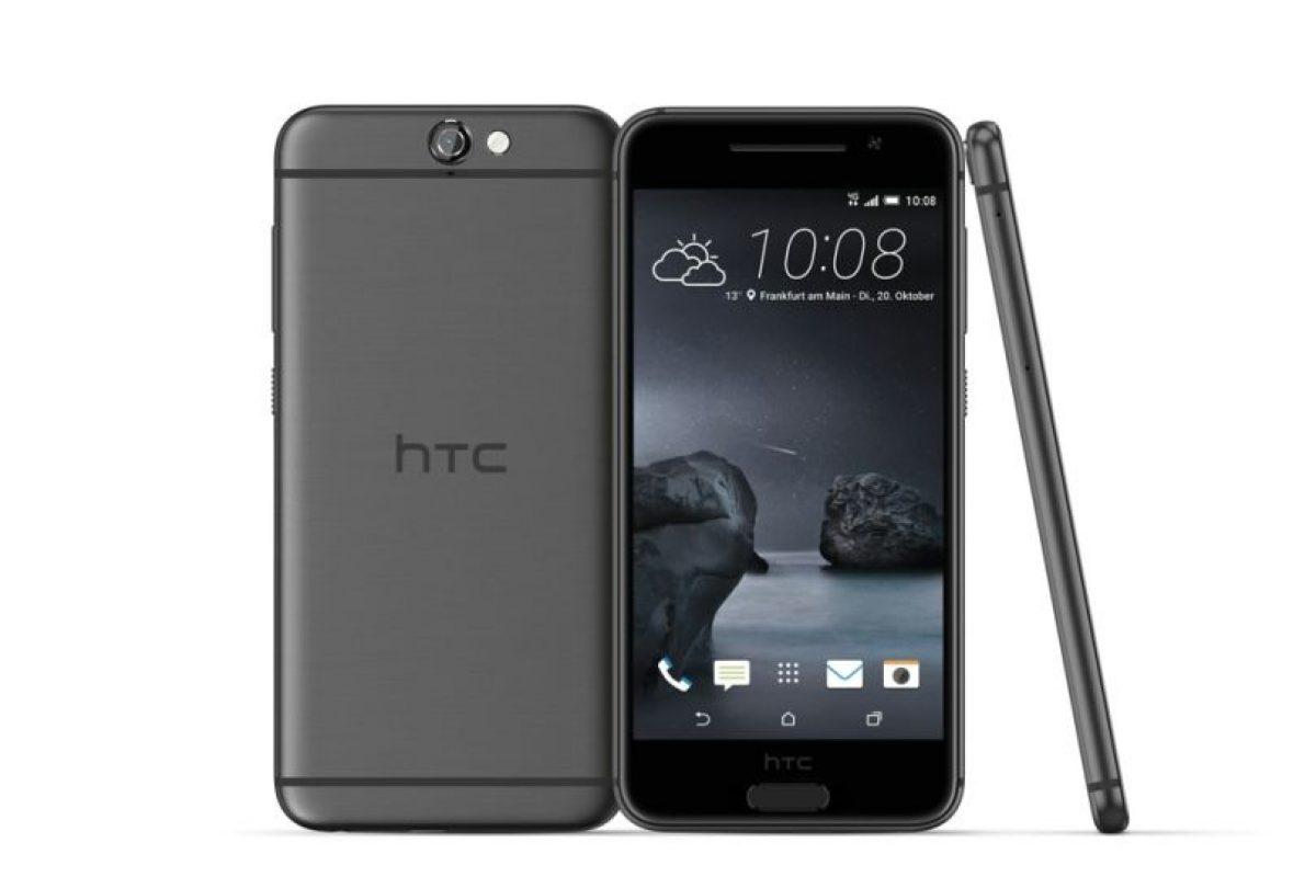 HTC One A9 a la venta ya en América Latina. Foto:HTC. Imagen Por: