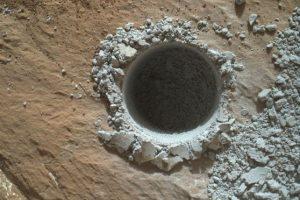 """A diferencia de los exploradores actuales, como el robot """"Curiosity"""", los humanos necesitarán trasladarse en el planeta Foto: Instagram.com/MarsCuriosity. Imagen Por:"""