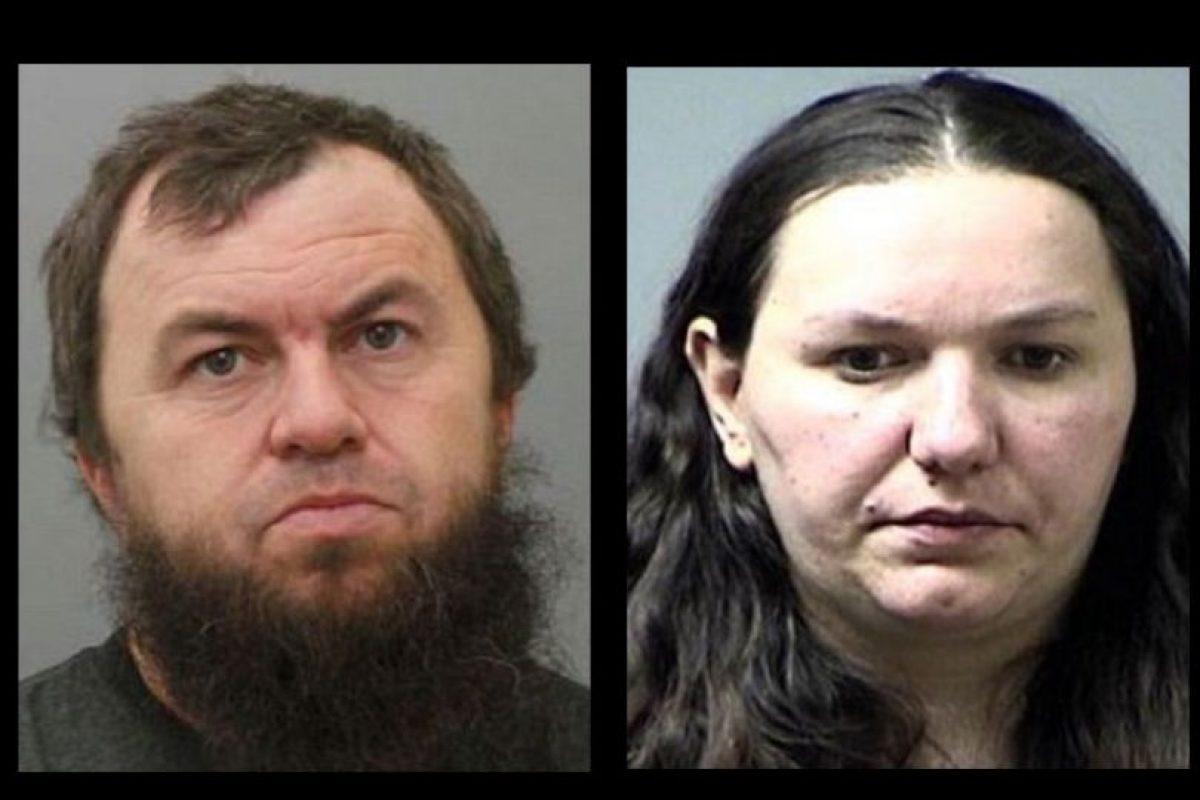 Entre los acusados se encontraba Ramic Hodzic y su esposa Sedina Foto:Vía Departamento de Policía. Imagen Por:
