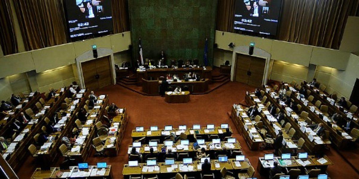 En la madrugada: Cámara de Diputados despacha Presupuesto 2016