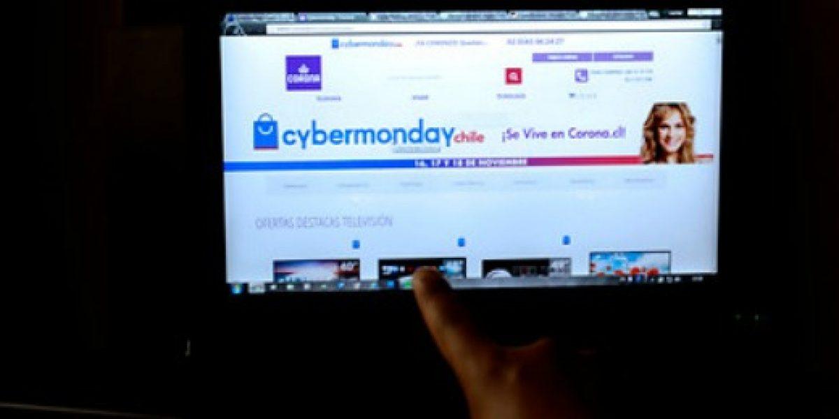 Balance final CyberMonday: destaca aumento de compras por dispositivos móviles