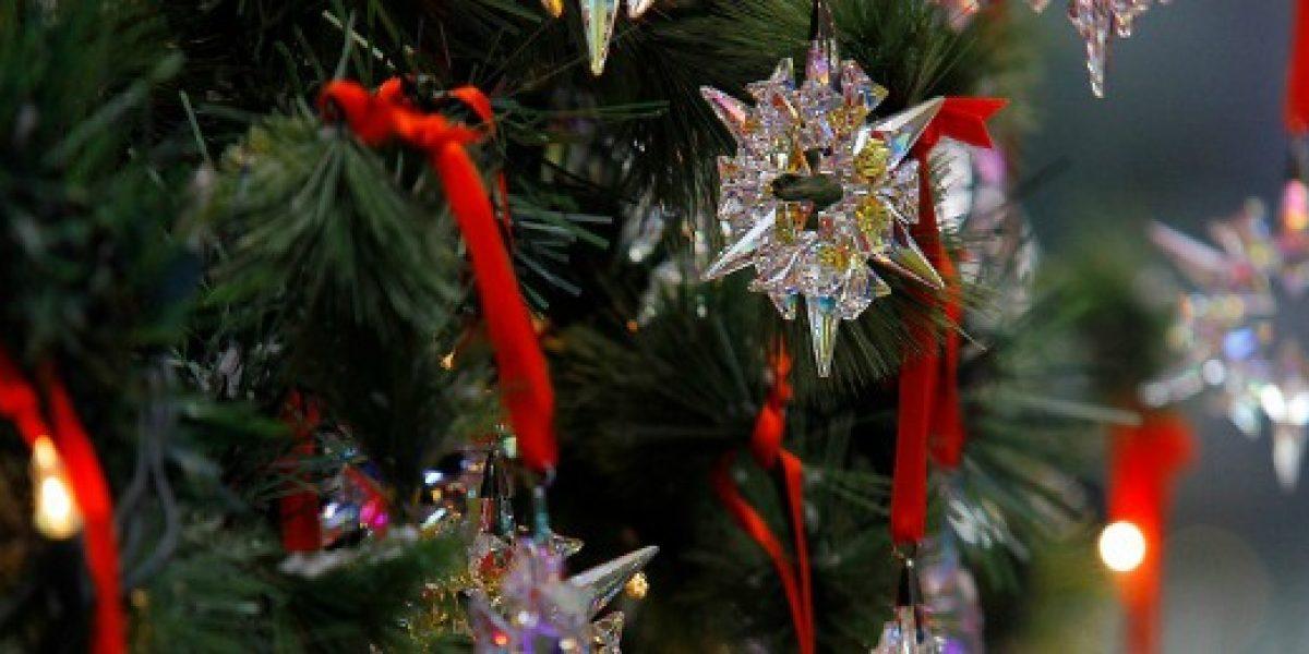 Cuánto puede costar un árbol de Navidad con adornos y todo