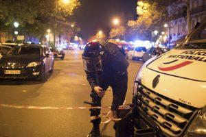 2. Se indicó que 221 personas permanecen hospitalizadas tras los atentados. Foto:AP. Imagen Por: