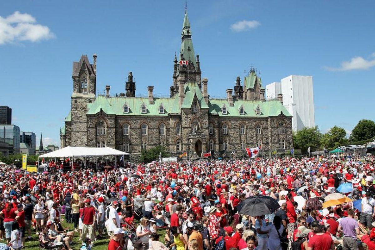 4. Canadá Foto:Getty Images. Imagen Por: