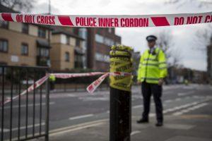 La polícia Metropolitana es la que confirmó el estado grave de uno de los adolescentes. Foto:Getty Images. Imagen Por: