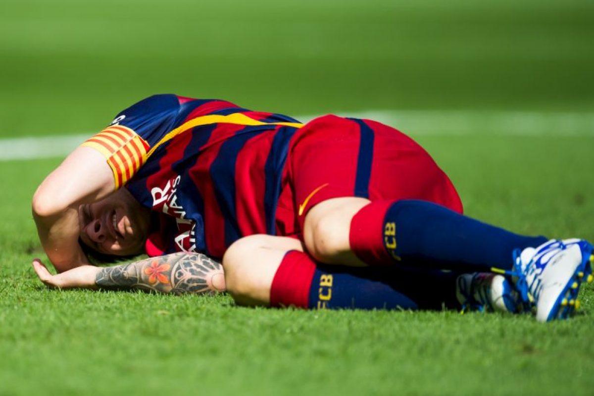 Han pasado dos meses desde que Messi no juega con el Barcelona Foto:Getty Images. Imagen Por: