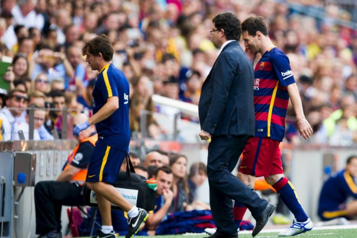 En un partido ante Las Palmas Foto:Getty Images. Imagen Por: