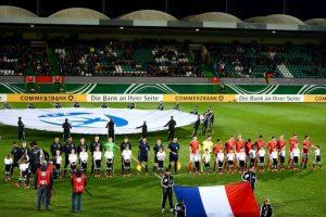 Para el siguiente año el país será la casa de la Eurocopa. Foto:Getty Images. Imagen Por: