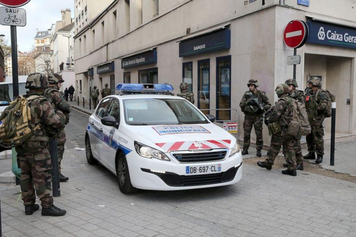 Se confía en que Francia esté preparada para una lucha contra el terrorismo. Foto:Getty Images. Imagen Por: