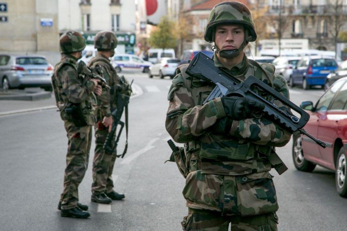 Experto cree que Francia no es tan insegura, pues ha tenido bastante atentados interceptados y prevenidos. Foto:Getty Images. Imagen Por: