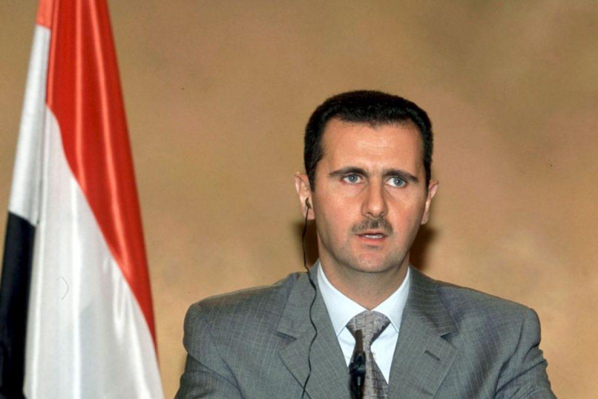 2. Las relaciones internacionales de Bashar Al-Assad Foto:Getty Images. Imagen Por: