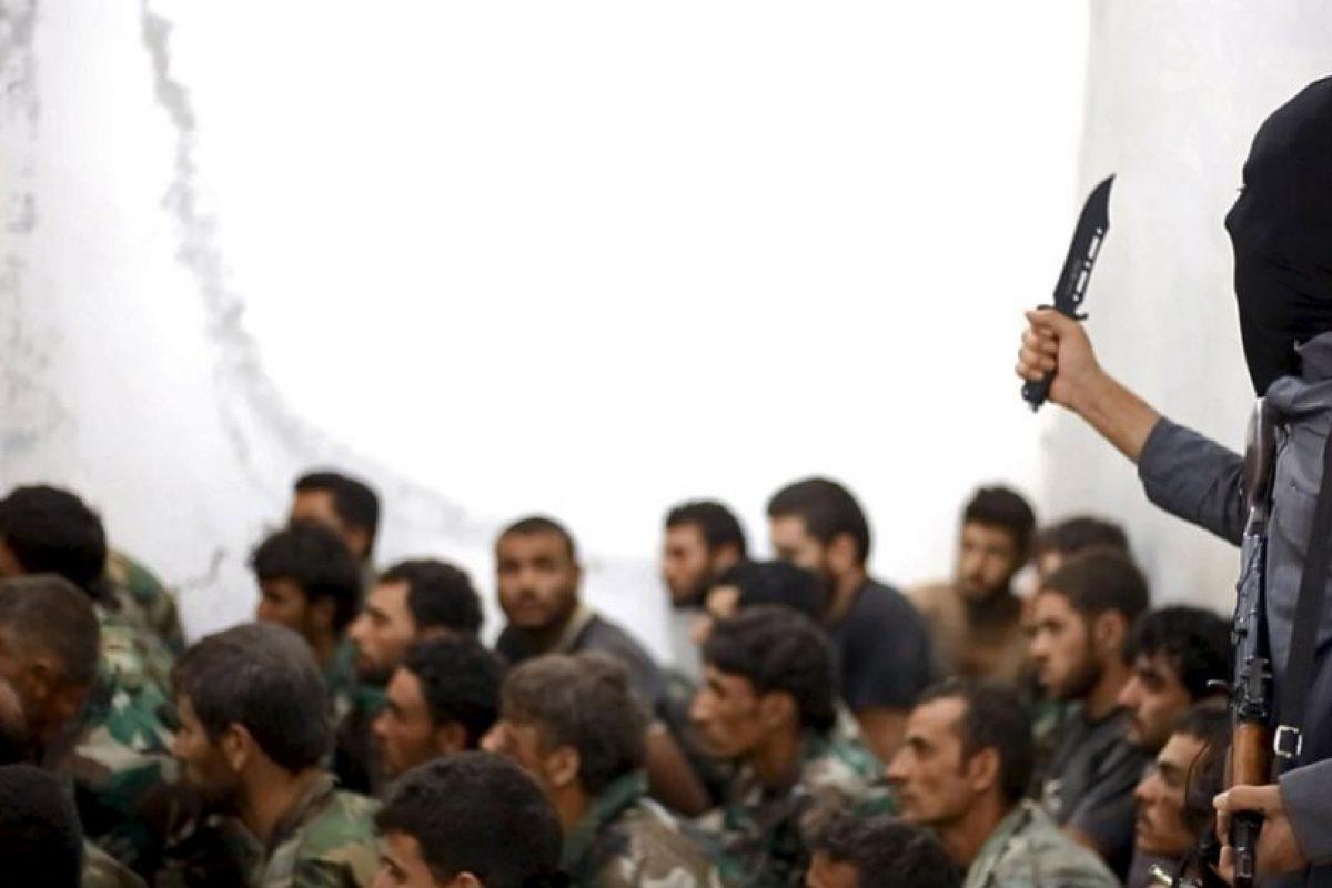 Las siglas de ISIS provienen del nombre en inglés Islamic State of Iraq and Syria. Foto:AP. Imagen Por:
