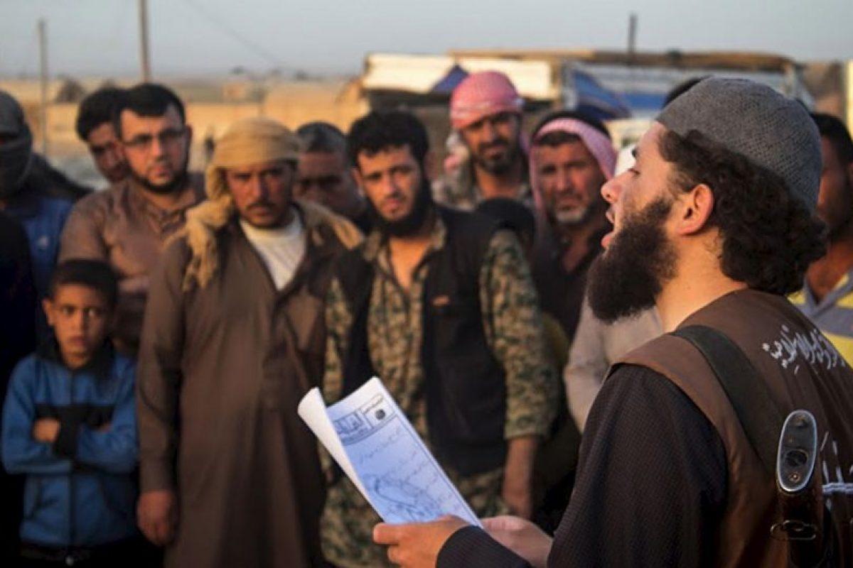 Proveniente de al-Dawla al-Islamiya fi al-Iraq wa al-Sham. Foto:AP. Imagen Por:
