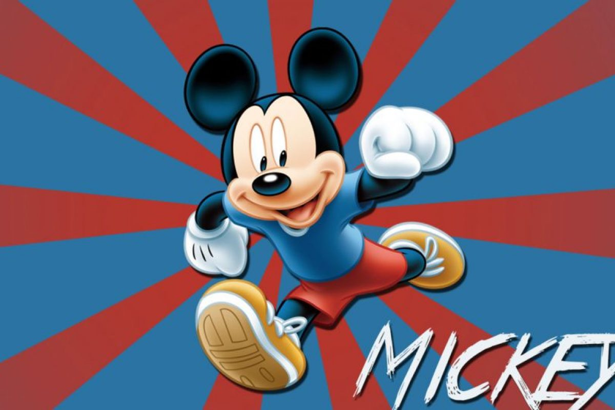 De hecho, uno de ellos lo secuestró a este y a Minnie. Esto fue en una tira de 1934. Foto:vía Disney. Imagen Por:
