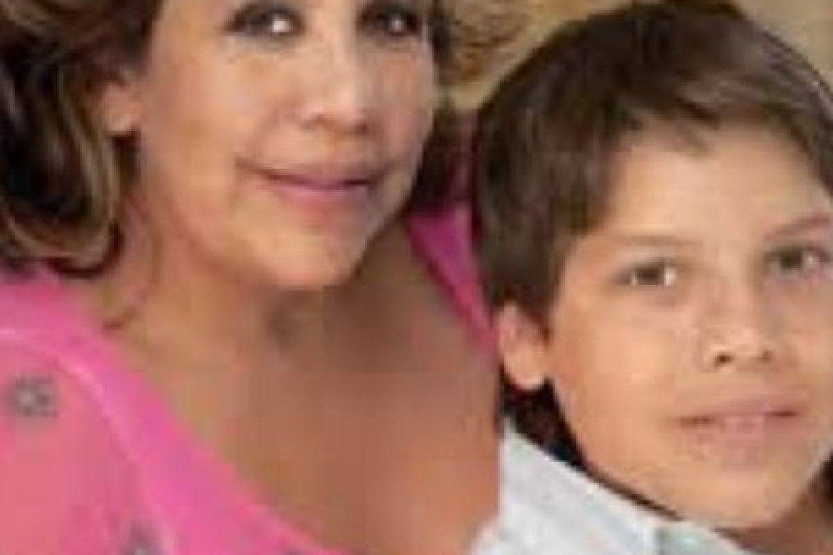 Mildred es guatemalteca y tuvo a su hijo Joseph al mismo tiempo que uno de María. Foto:vía Getty Images. Imagen Por: