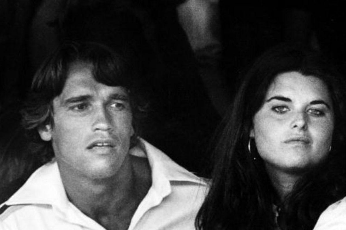Con esas credenciales se casó con el entonces galán de Hollywood de los años 80, Arnold Schwarzenegger. Foto:vía Getty Images. Imagen Por: