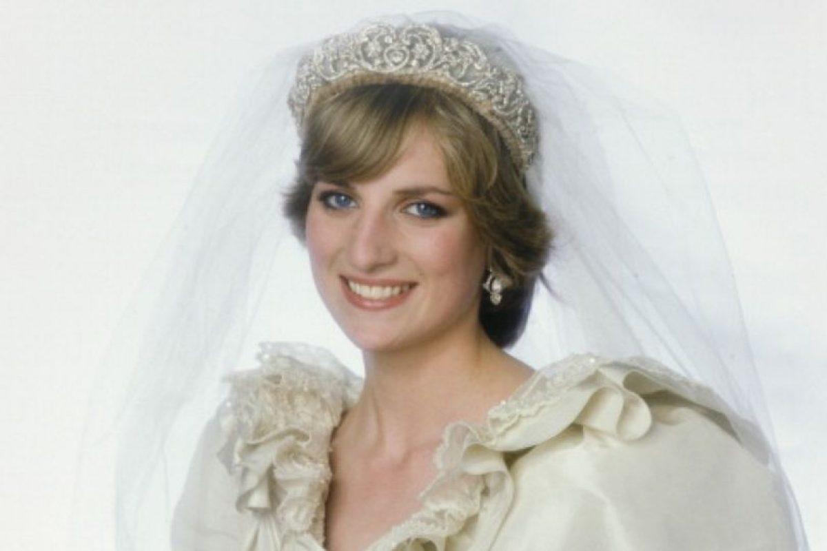 Diana de Gales parecía princesa de cuento de hadas. Foto:vía Getty Images. Imagen Por: