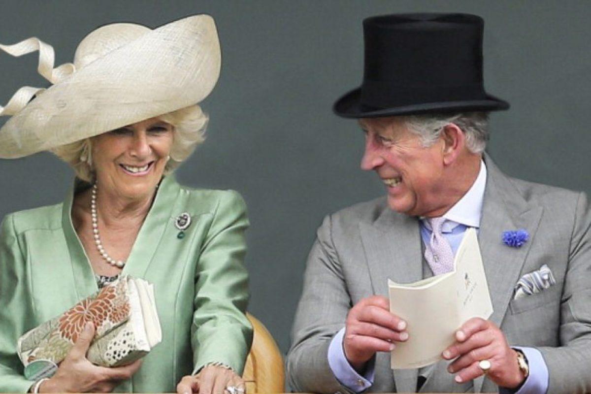Además, lo que más ama el príncipe Carlos de Camilla es su sentido del humor. Foto:vía Getty Images. Imagen Por:
