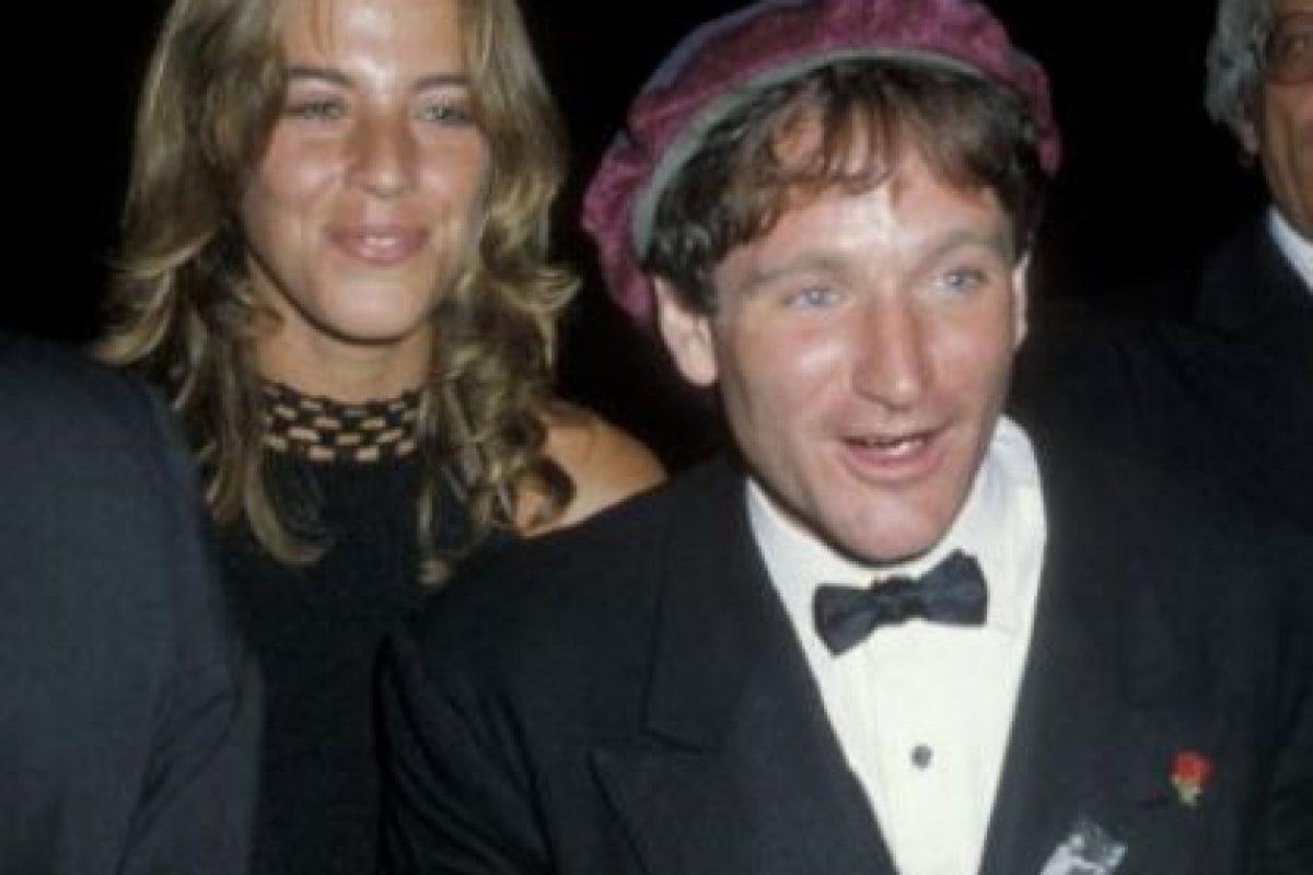 Valerie Velardi era la primera esposa del actor. Foto:vía Getty Images. Imagen Por: