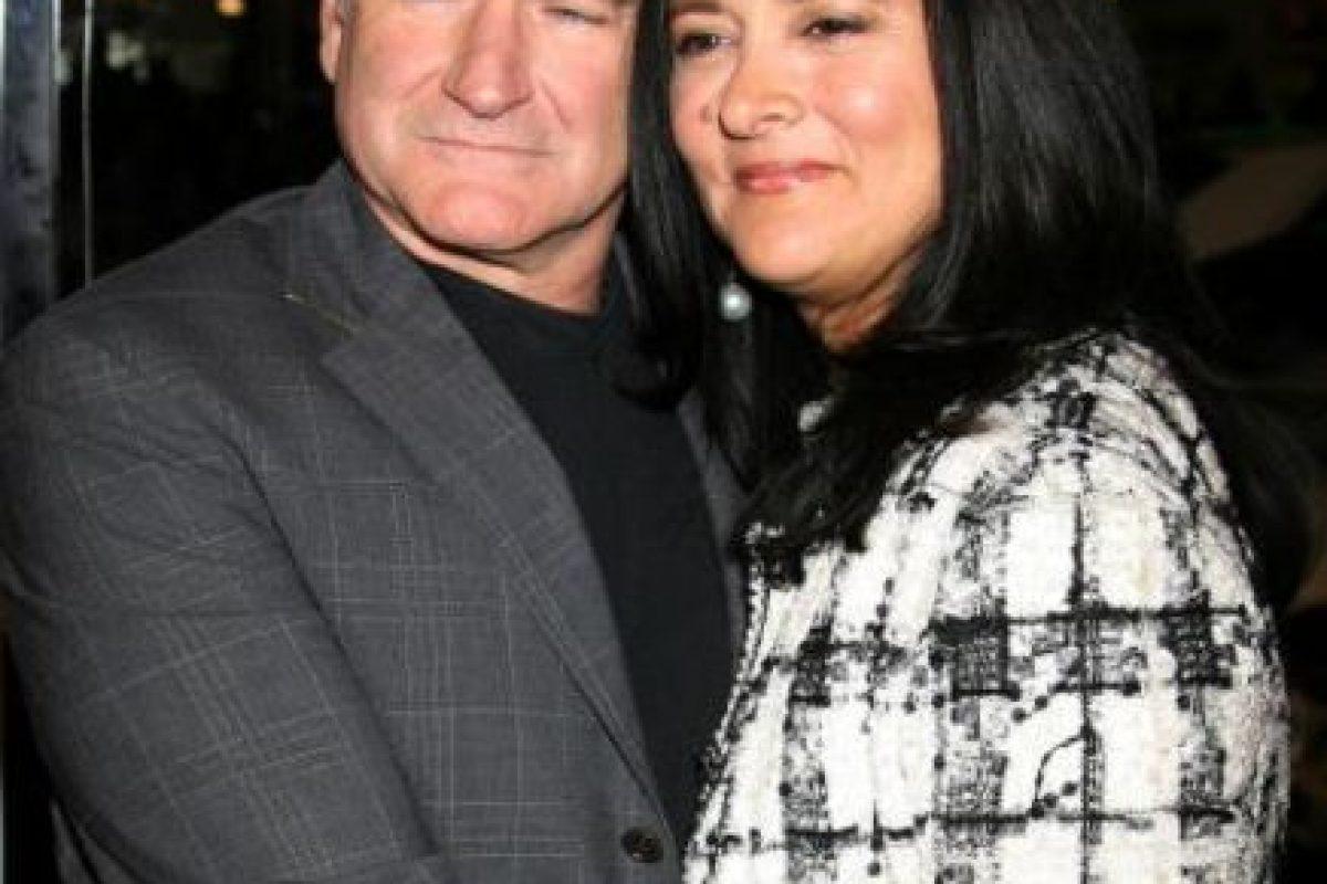 Marsha Garcés, con quien duró casado hasta 2008. Foto:vía Getty Images. Imagen Por: