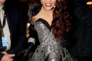 """Leslie Grace olvidó que ni Madonna usa su look de """"Like a Virgin"""" ya. Foto:vía Getty Images. Imagen Por:"""