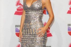 Ninel Conde participando en Miss Universo 1985. Foto:vía Getty Images. Imagen Por: