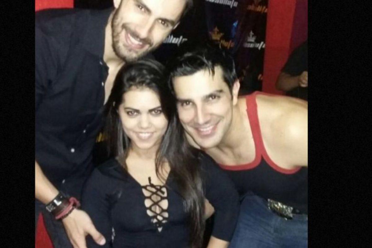 Ha aparecido bailando en la televisión brasileña. Foto:vía Instagram/karinalemosoficial. Imagen Por: