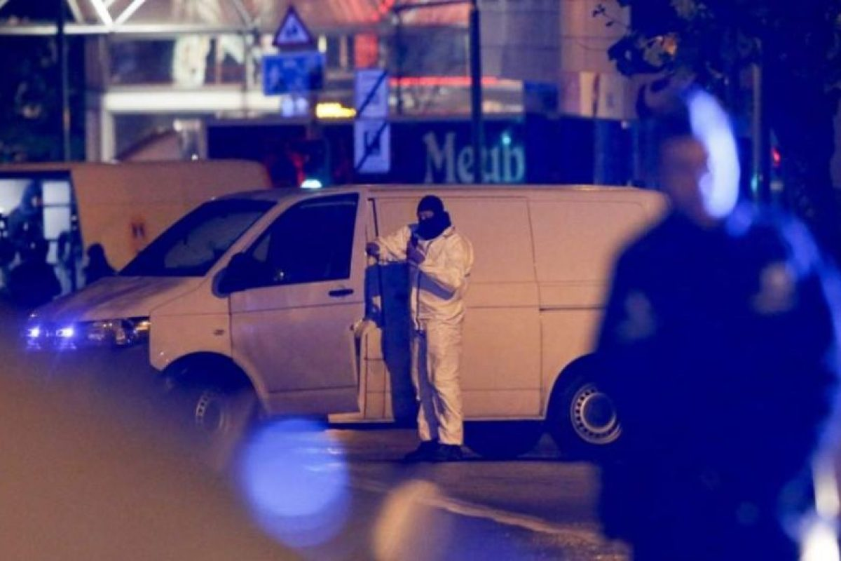 """La fiscalía anadió que en otro allanamiento """"en el marco del expediente sobre los atentados de París"""" se detuvo a una persona. Foto:EFE. Imagen Por:"""