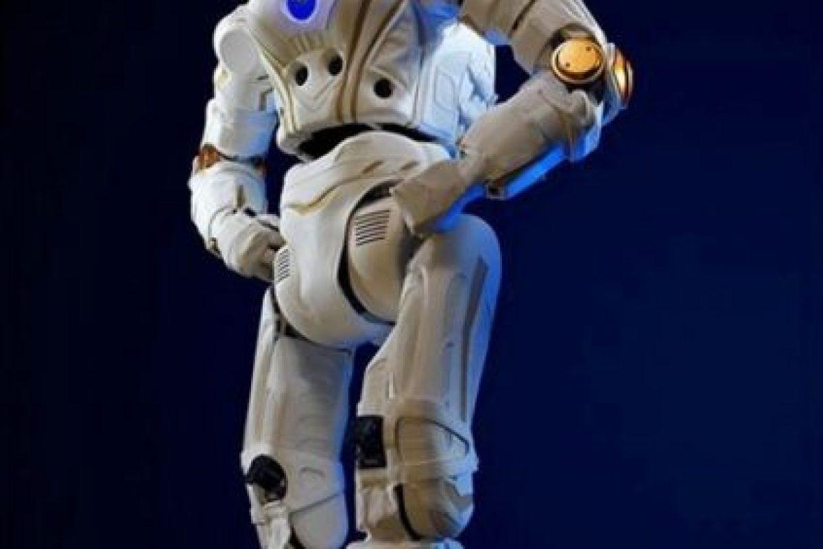 """R5, un prototipo de cómo podrían lucir los """"astronautas robots"""" del futuro Foto:NASA. Imagen Por:"""