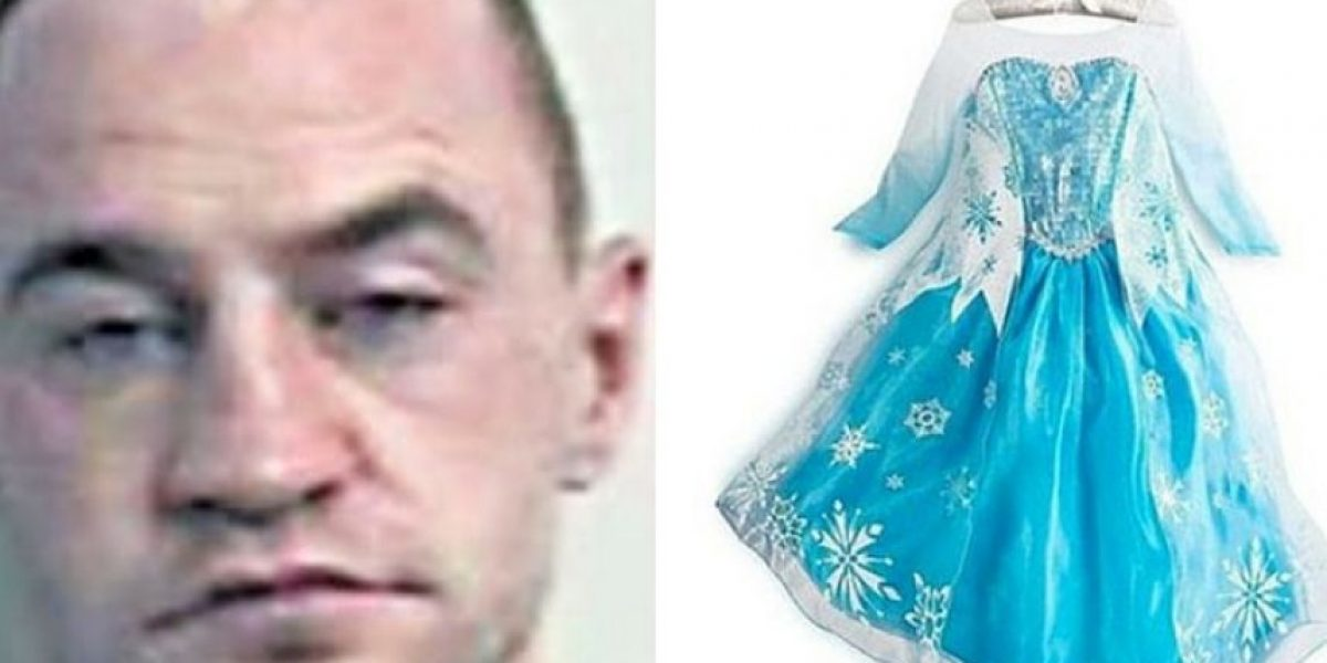 Encarcelado tras secuestrar y agredir sexualmente a niña vestida de Elsa de Frozen