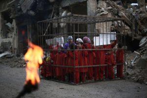 ¿Qué les ofrece Estado Islámico a los jóvenes para reclutarlos? Foto:AFP. Imagen Por: