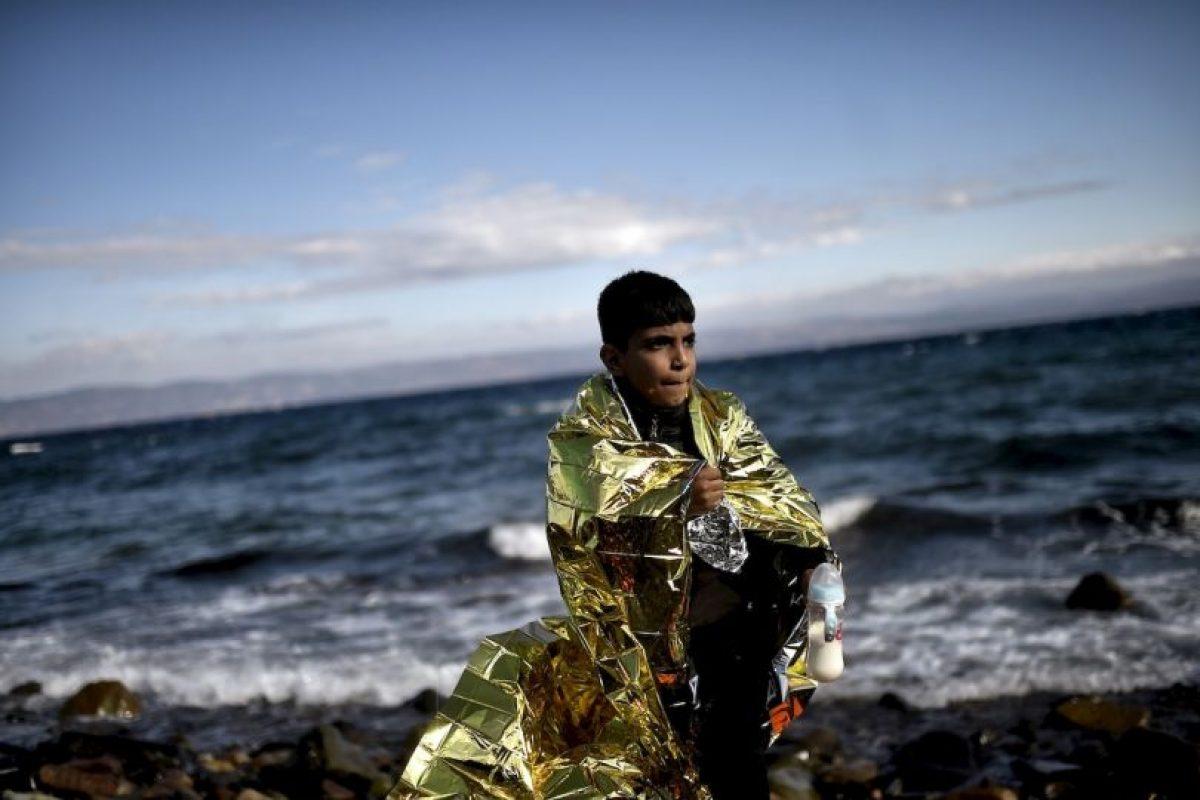 2. A nivel mundial las muertes de migrantes y refugiados se estiman en cuatro mil 892 personas. Foto:AFP. Imagen Por:
