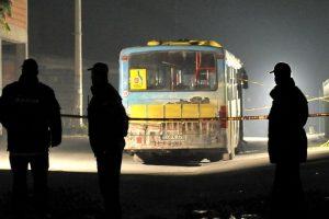 Atentado terrorista en Bosnia, este dejó un saldo de dos soldados muertos. Foto:AFP. Imagen Por:
