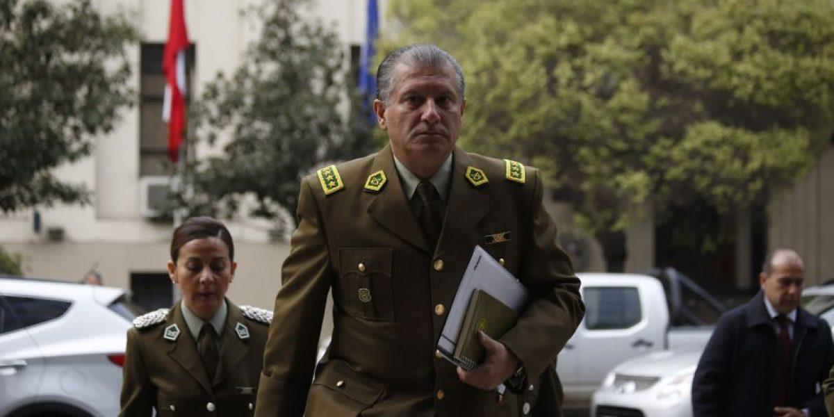 General Villalobos: sensación de inseguridad pasará de los ciudadanos