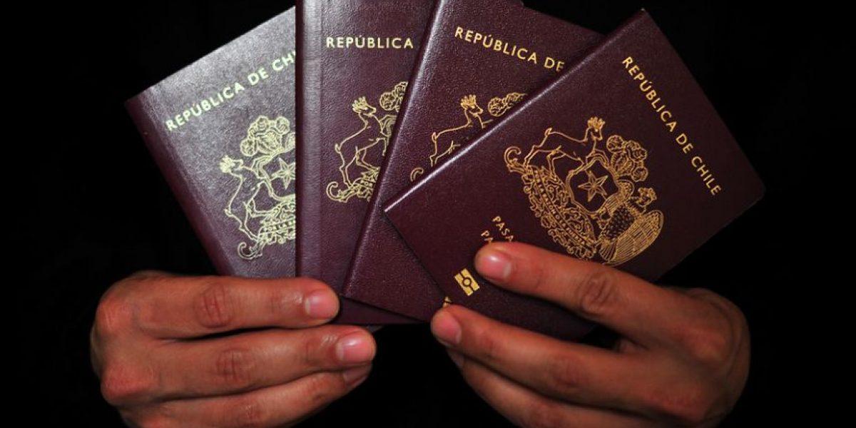 Registro Civil: extienden hasta este sábado precio actual del pasaporte