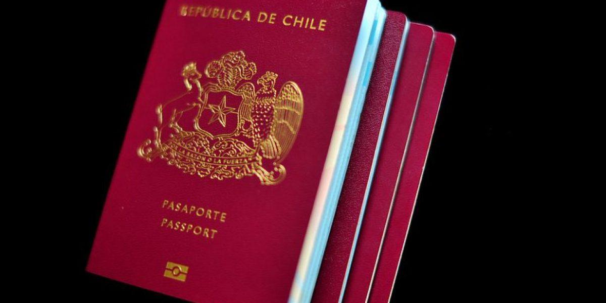 Registro Civil confirma aumento del valor de pasaportes para este lunes