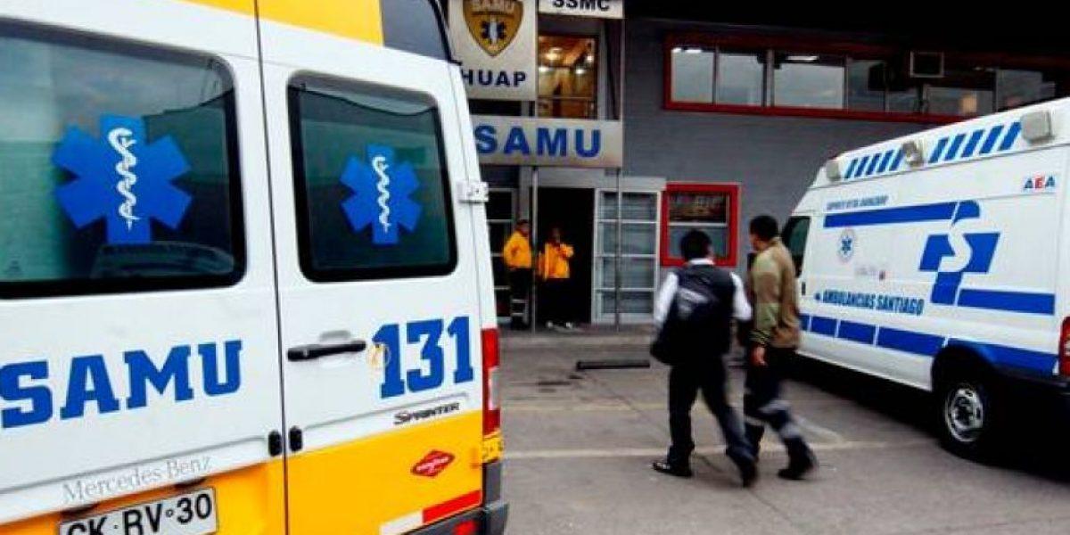 Viña del Mar: explosión de balón de gas en departamento deja un gásfiter herido