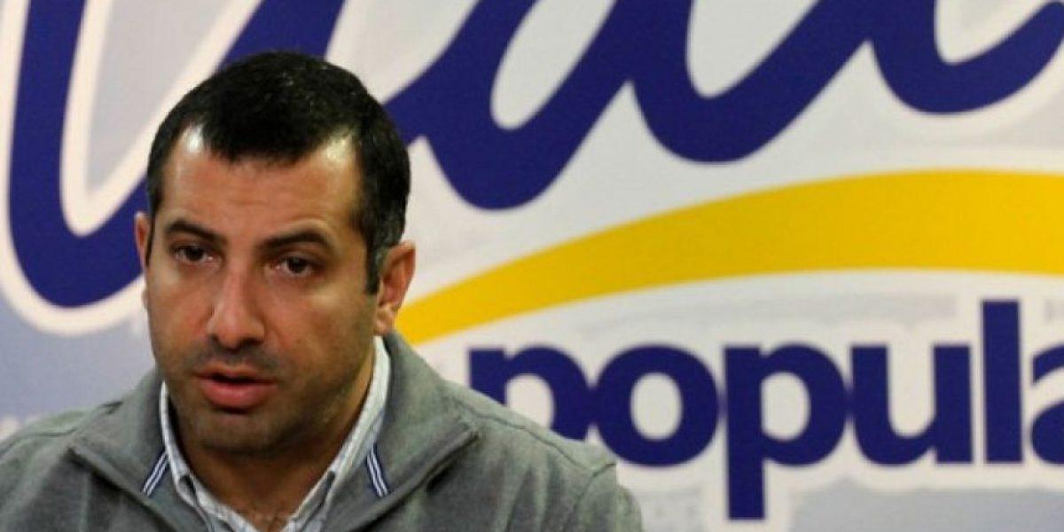 Justicia desafora al diputado Hasbún tras querella por injurias