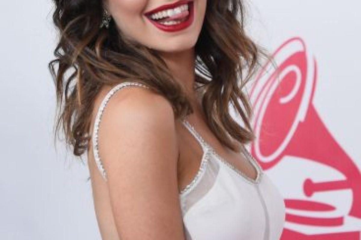 La argentina Lali Espósito se robó las miradas con este vestido blanco Foto:Getty Images. Imagen Por: